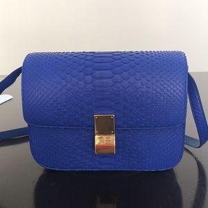 Women s Celine Box Shoulder Bag on Poshmark e7e5f1bbec